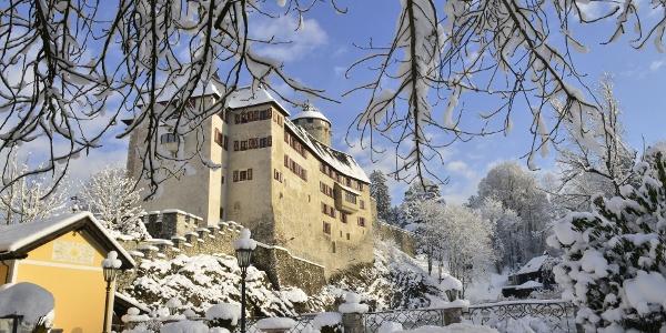 Schlosspark Matzen bei Brixlegg