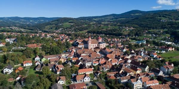 Marktgemeinde Pöllau im Naturpark Pöllauer Tal