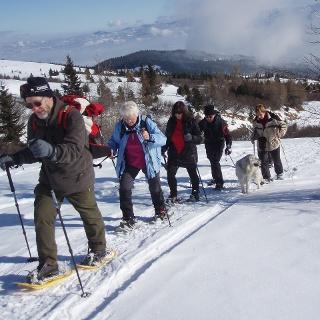 Anstieg vor Wolfsberger Hütte