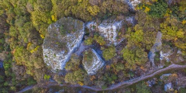 Climbing Massi delle Traole - Nago