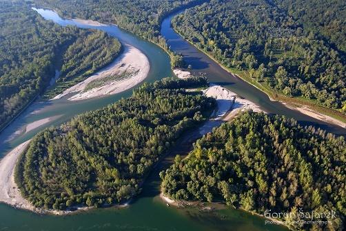 Stage S6 Prelog (HR) – Koprivnica (HR): Enjoy the breath-taking gifts of untouched riverine nature