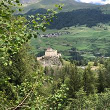 Schloss Tarasp Ftan