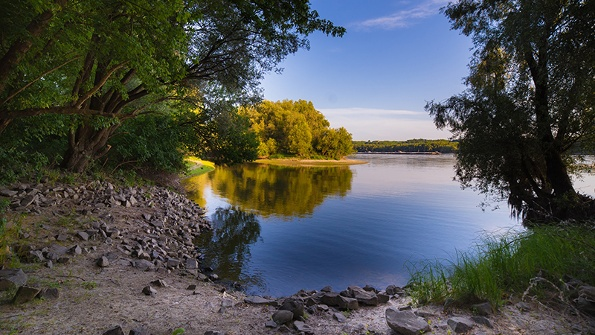 Stage S14 Erdut (HR) – Apatin (RS): Experience a cycling adventure through the eco-friendly jewel of the Middle Danube
