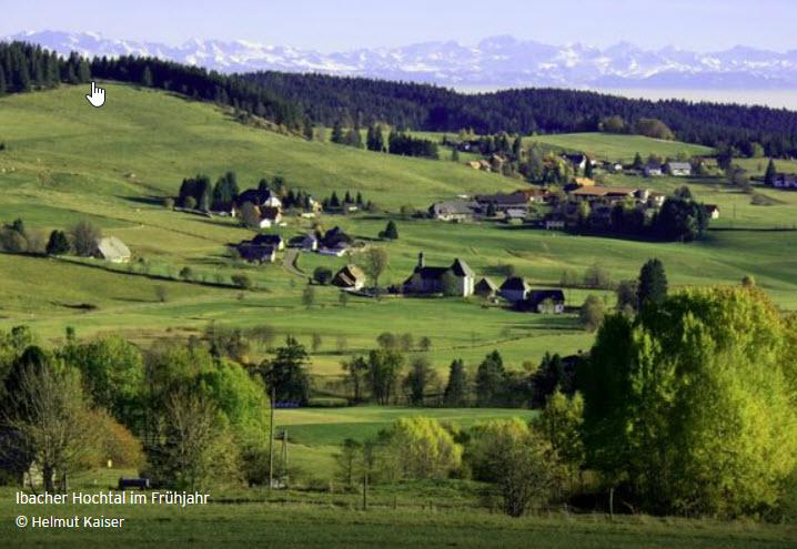 Alpenpanorama Ibach
