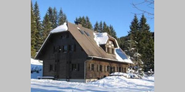 Felix Bacher Hütte Winter