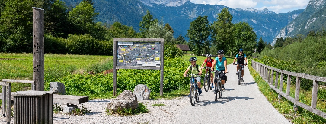 Bohinjska kolesarska pot