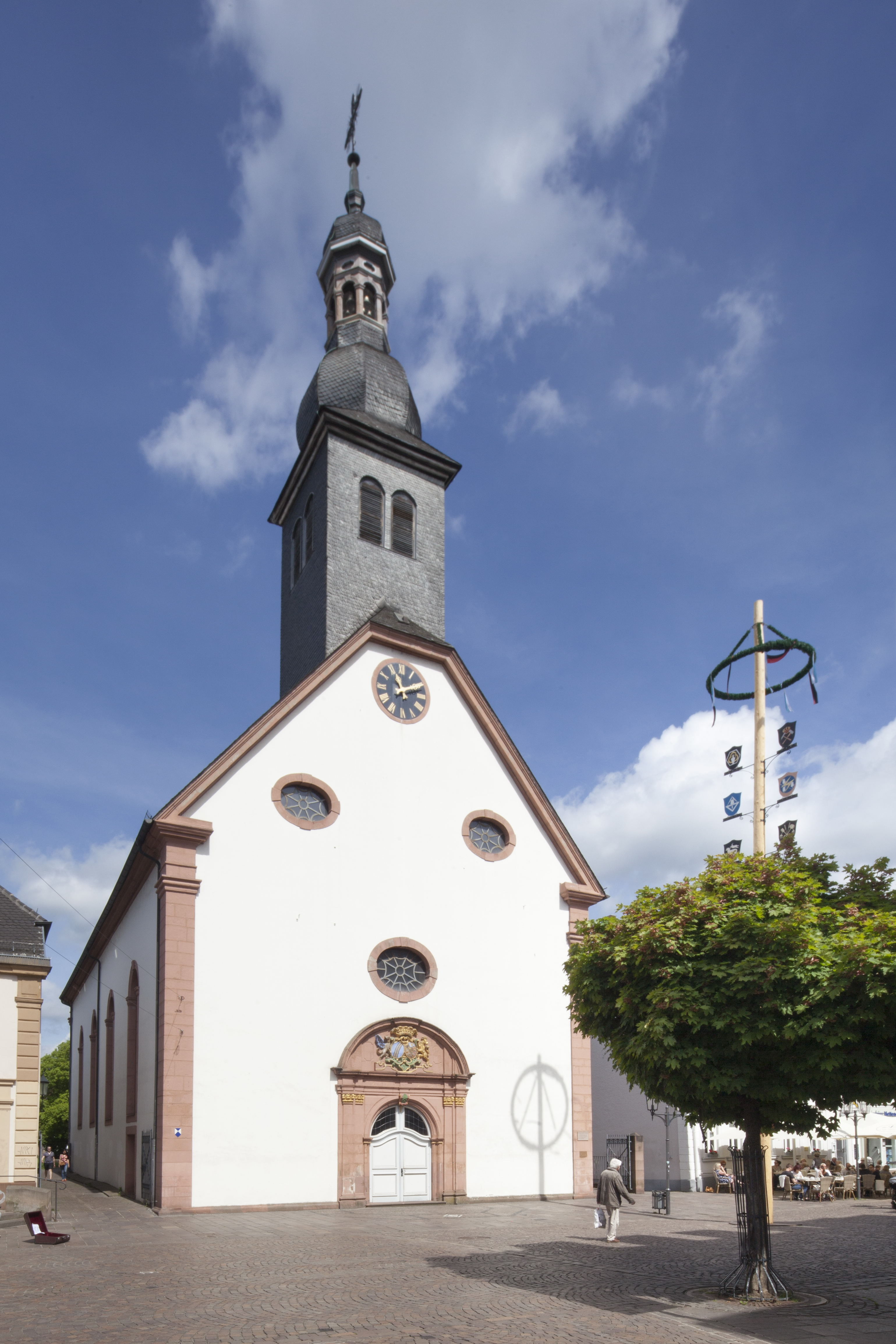 Engelbertskirche St. Ingbert