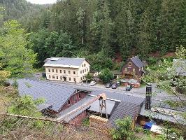 Foto Auf dem Flößersteig oberhalb der Felsenmühle