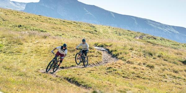 Nagens Trail, Start