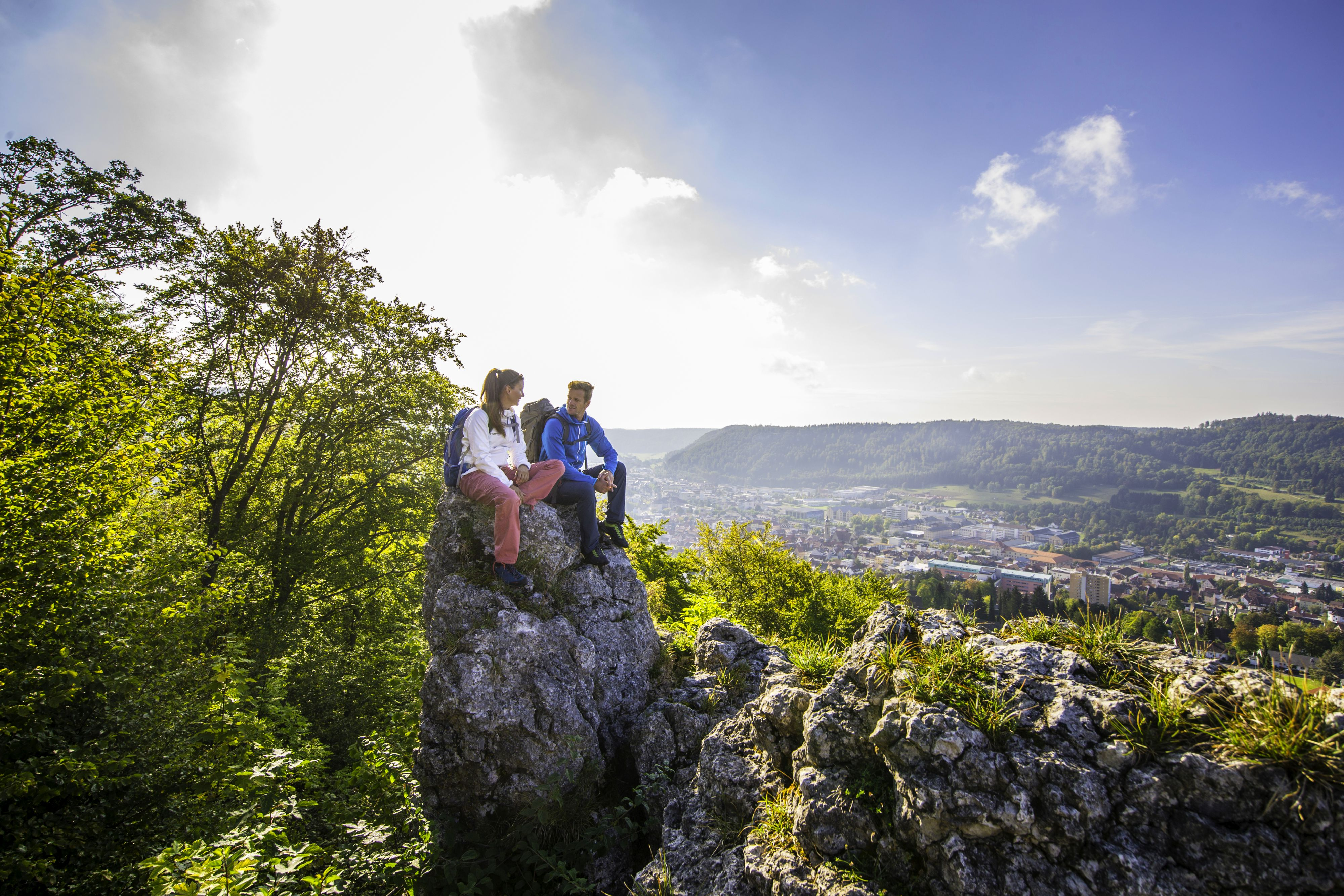 Schnecklesfelsen © Albstadt Tourismus
