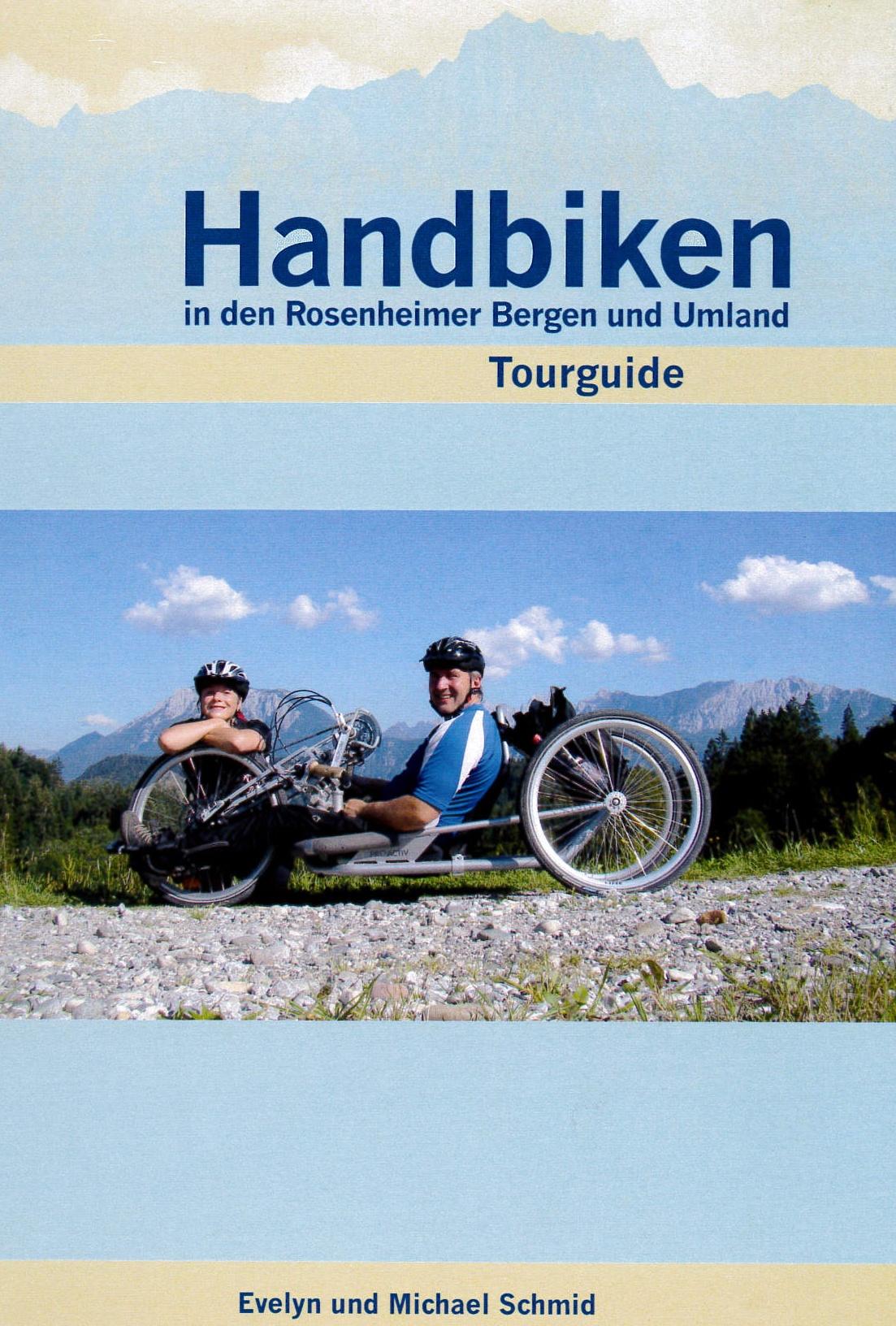 Mit dem Handbike durch das Chiemsee-Alpenland