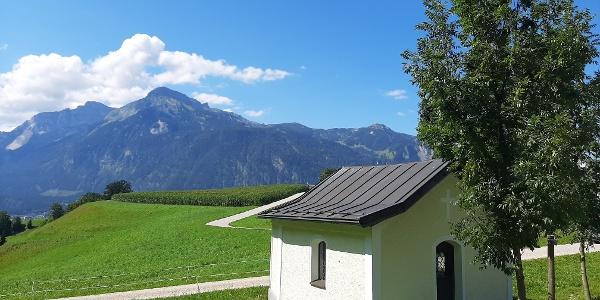 Hubkapelle Reith im Alpbachtal