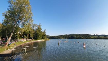 SeeZeit-Freibad Königseggsee