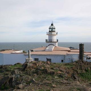 Leuchtturm am Cap de Creus.