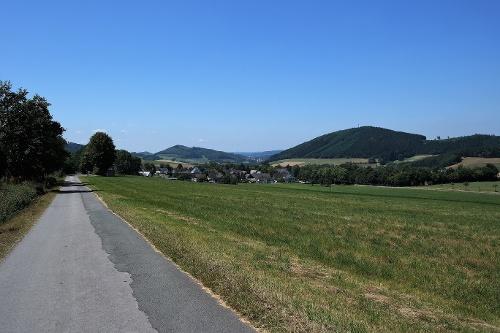 """Tourenradweg """"3-Täler-Route"""" (3TT)"""