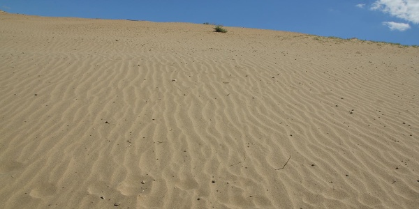 Kloštar sands - the real experience of Croatian desert