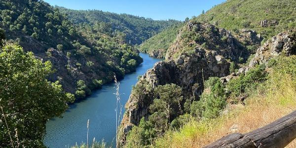 Só tu e o Rio: Ponte Filipina > Área de Descanso de Cabeço Mourisco [GR33 - GRZ: Etapa 2]