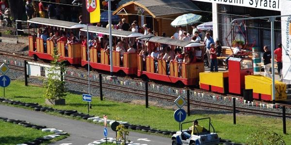 Parkeisenbahn Freizeitanlage Syratal Plauen