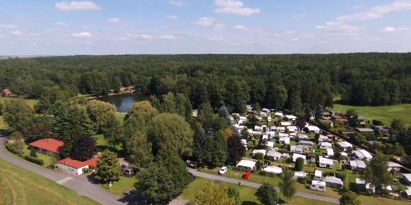 Campingplatz Waldbad Oberau