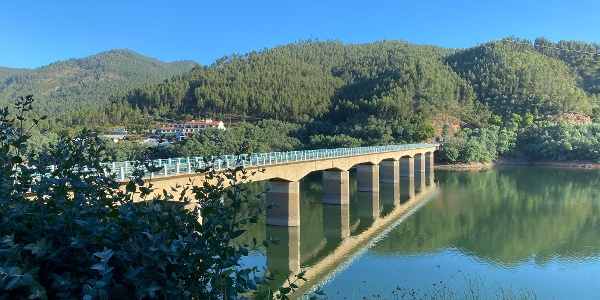 River Branches - Vale Serrão Rest Area > Foz da Sertã Rest Area - GRZ: Stage 1