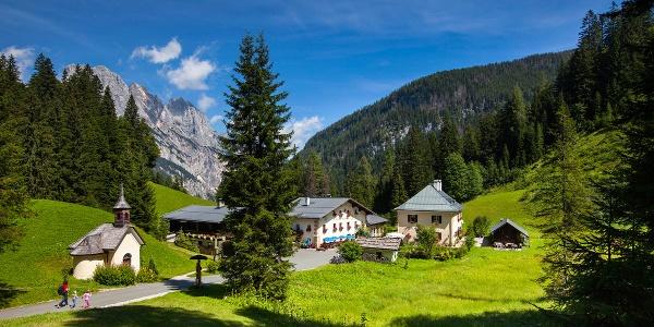 Berggaststätte Hirschbichl