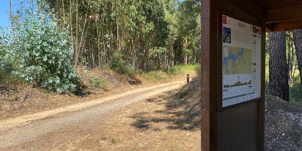 A Caminho do Tejo: Área de Descanso do Souto > Área de Descanso da Cabeça Gorda [GR33 - GRZ: Etapa 4]