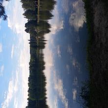 Csónakázó tó