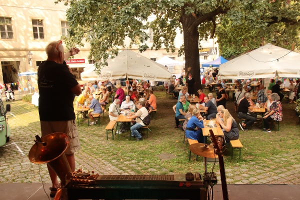 Weinfest Pirna