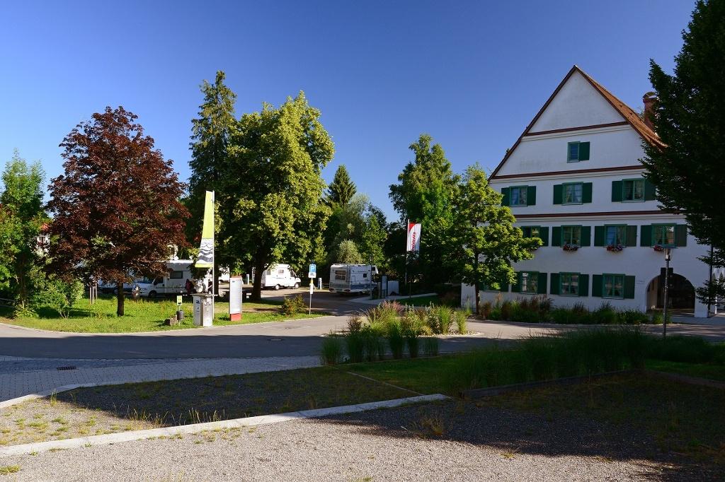 """Wohnmobilstellplatz """"Untere Mühle"""" in Isny  - @ Autor: Thomas Gretler  - © Quelle: Isny Marketing"""