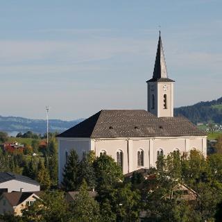 Alberschwende, Katholische Pfarrkirche Heiliger Martin 3