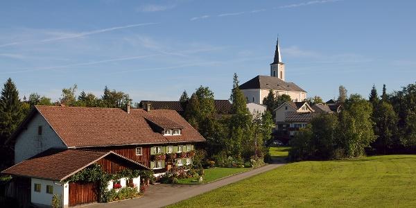 Alberschwende, Katholische Pfarrkirche Heiliger Martin 5
