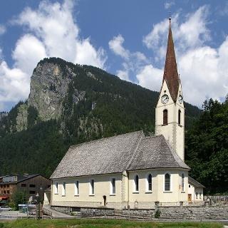 Au, Katholische Pfarrkirche Heiliger Leonhard 1
