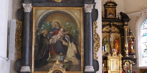 Au, Katholische Pfarrkirche Heiliger Leonhard 4