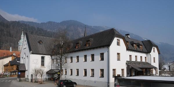 Bezau, Kapuzinerkirche 1