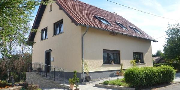 Landhaus Grimburg - Eingang