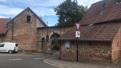 Klosterweg Leiningen