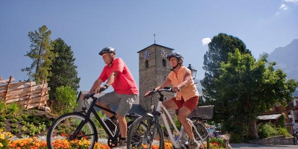 E-Bike Adelboden