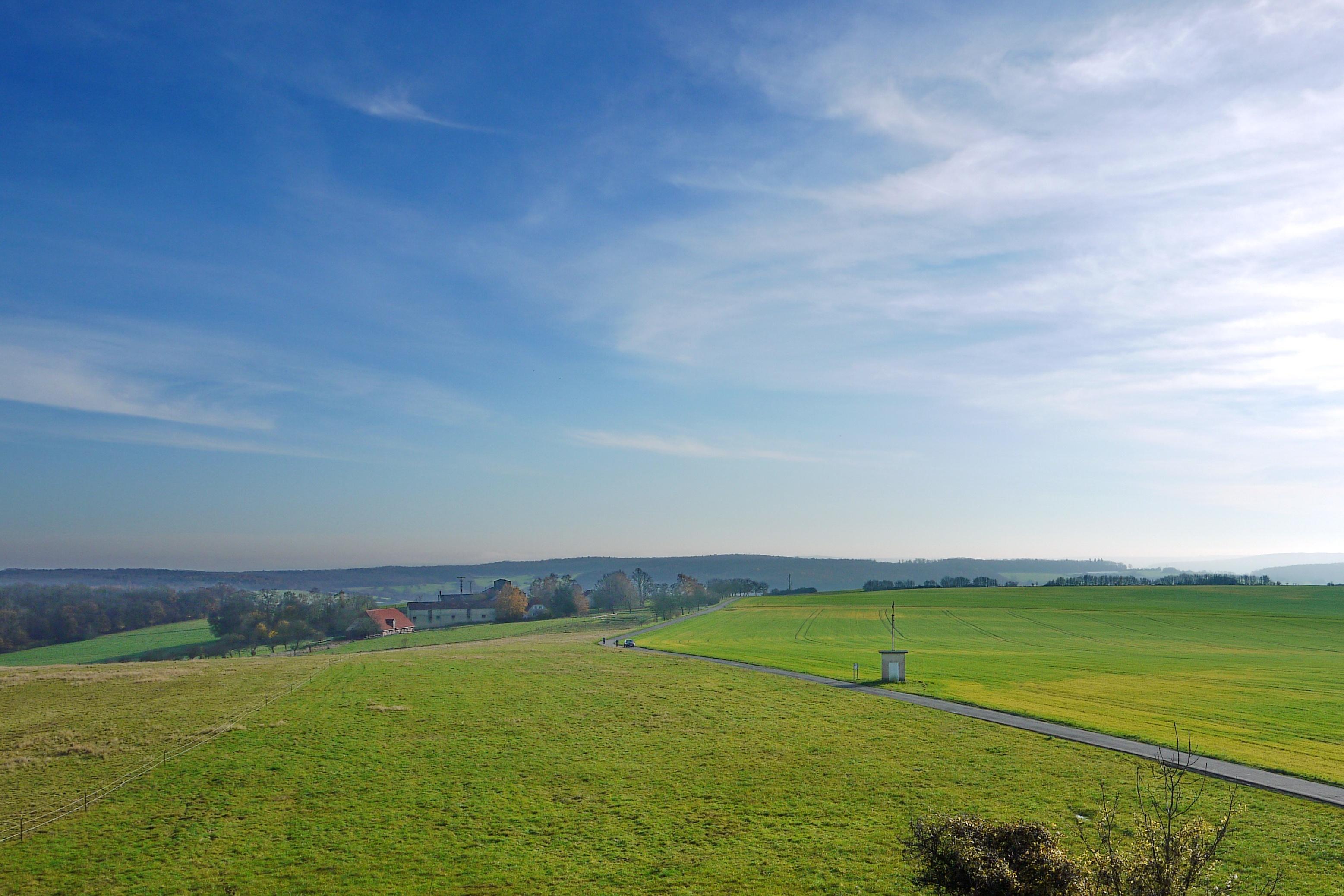 Blick vom Heidenkopfturm