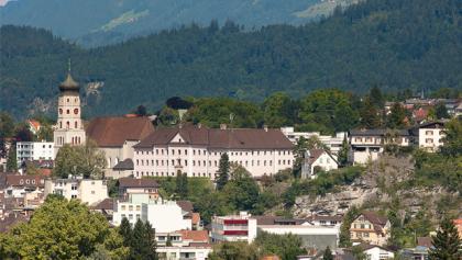 Alpenstadt Bludenz