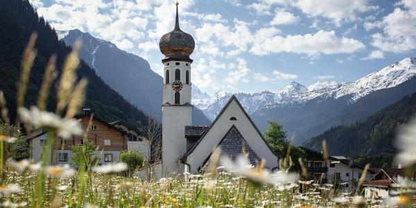 Kirche Gortipohl