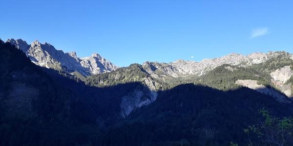 Alpes de Algovia, Hinterstein - Alemanha