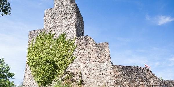 Burganlage Grimburg