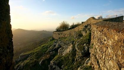 Parque Natural da Serra de São Mamede, Marvão, Portugal