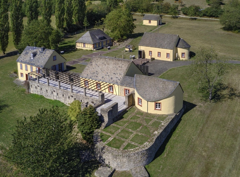Foto: Villa Otrang -Luftaufnahme