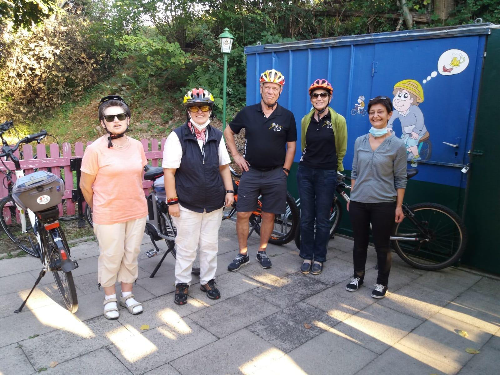 Start-Tour zum Stadtradeln 2020 mit dem SkiClub Hausach