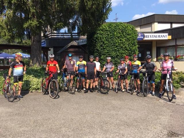 Rennrad-Tour des SkiClub Hausach