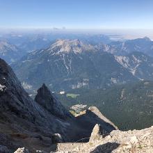 Ehrwald bleibt unten auf 2700 m