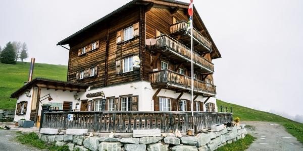 Gasthaus Post im Sommer