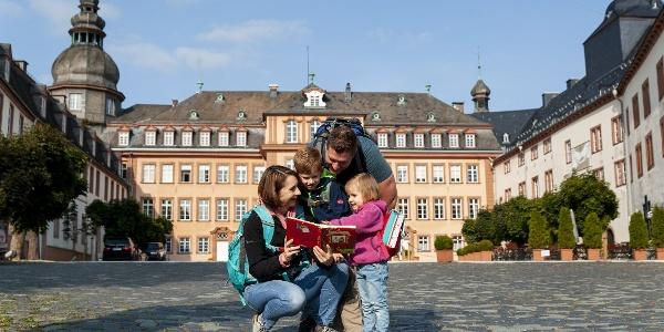 Märchenspur, Schloss Berleburg