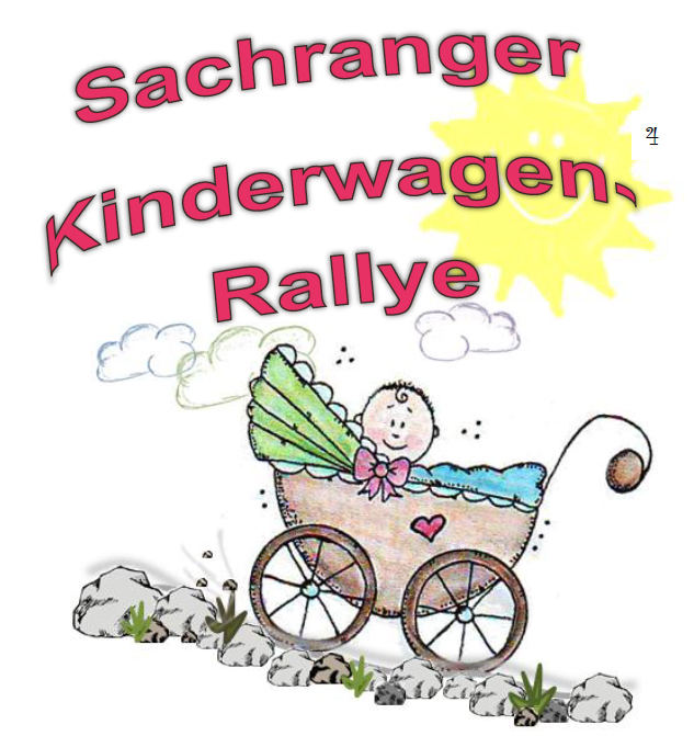 Sachranger Kinderwagen-Rallye